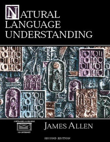 Natural Language Understanding (2nd Edition) by Pearson
