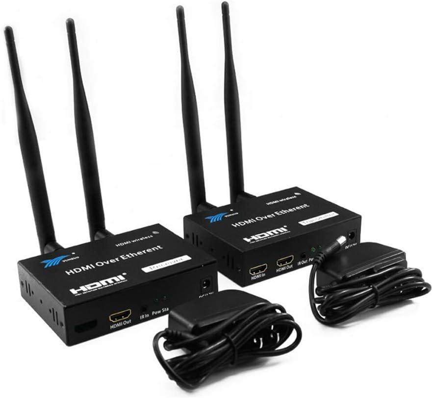 200m Wireless Hdmi Extender 2 4 Ghz Elektronik