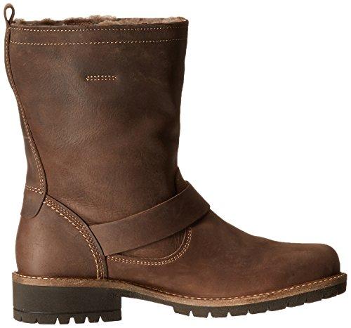 Ecco ECCO ELAINE - botas de caño bajo de cuero mujer Marrón (COCOA BROWN2482)