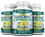 Pure Garcinia Cambogia Extract 95% HCA, 3000 mg Capsules | Appetite Suppressant | Weight Loss Pills, Burn Fat & Boost Metabolism, Highest Potency Diet Pills for Men & Women (3 Pack)