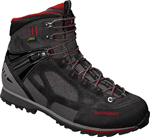 Mammut Ridge High WL GTX® Men (Backpacking/Hiking Footwear (High)) graphite/inferno