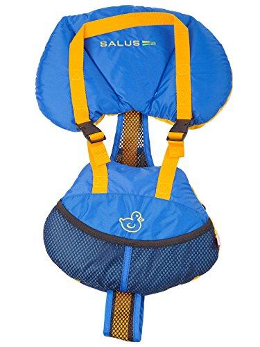 - Salus Bijoux Baby Vest - Blue