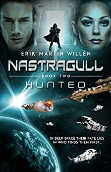 Hunted (Nastragull Book 2) by [Willen, Erik Martin]