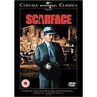 Scarface [Reino Unido] [DVD]