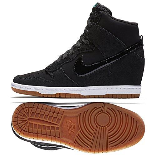 (Nike Dunk Sky HI Essential Womens Fashion Wedge Shoes (8 B(M))