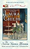 The Silver Needle Murder (A Tea Shop Mystery) by  Laura Childs in stock, buy online here