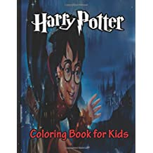 Harry Potter Coloring Book for Kids: Coloring the Harry Potter Creatures