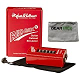 Hughes & Kettner Red Box 5 DI and Speaker Simulator w/Microfiber Geartree Cloth