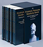 img - for Friedrich Nietzsche Samtliche Briefe Kritische Studienausgabe: In 8 Banden (German Edition) by Herausgegeben Von Giorgio Colli (2003-09-29) book / textbook / text book