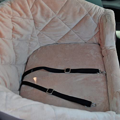 Okay&H PET PRODUCTS Bucket Booster Pet Seat - Elevated Pet Booster Seat