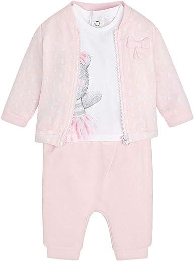 Mayoral - Chandal Camiseta bebé-niños Color: Rosa Talla: 4/6 ...