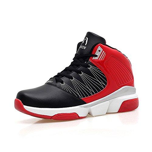 たまに切り下げ薬用TONDEMON(トンデムン) メンズ バッシュ バスケットシューズ バスケットボールシューズ スポーツ靴 ヒップホップ ストリート系 大きいサイズ ファッション