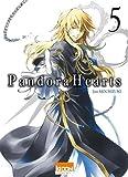 Pandora Hearts Vol.5