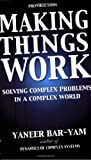 Making Things Work, Yaneer Bar-Yam, 0965632822