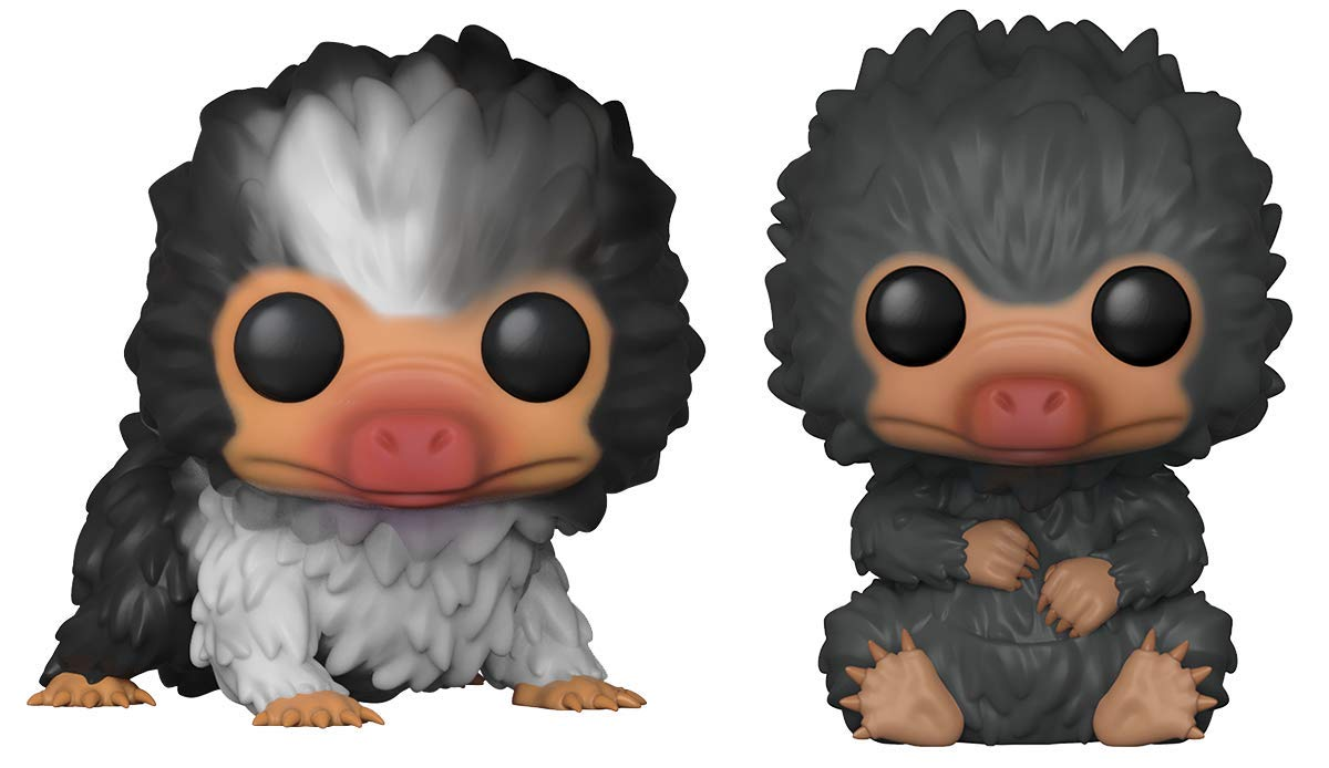 Funko Pop 2pack - Baby Nifflers Black and Grey - The Crimes ...