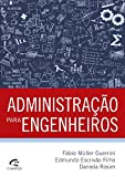 capa de Administração Para Engenheiros