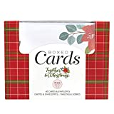 Pink Paislee 310849 Cards, Together for Christmas