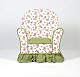 Canvas + Sponge Kid Armchair With Ebook