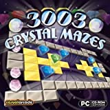 BRAND NEW Casualarcade Games 3003 Crystal Mazes Select Puzzle Undo Moves Randomizer Jewel Logic Game