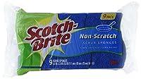 Scotch-Brite Multi-purpose Non-scratch Scrub Sponge (9-pack)