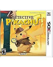 Nintendo CTRPA98E Detective Pikachu, 3DS
