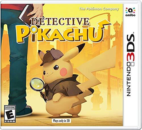 Detective Pikachu - Nintendo 3DS (Nintendo 3ds Xl Best Games 2019)