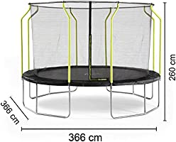 PLUM 12ft trampoline