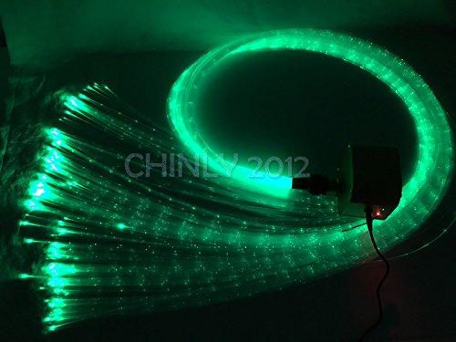 16w Remote Rgbw Twinkle Sparkle Fiber Optic Decoration