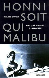 Honni soit qui Malibu par Philippe Garnier