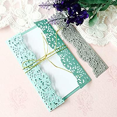 Carbon Steel Embossing Cutting Dies Stencils Templates Mould Set for DIY Scrapbooking syeytx New Flower Heart Metal Cutting Dies Stencils DIY Scrapbooking Album Paper Card A Cutting Dies