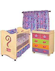 Room Magic RM122-GT Nursery Set, Girl Teaset