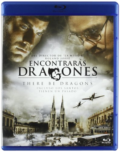 There Be Dragons (2011) ( Encontrarás dragones ) [ NON-USA FORMAT, Blu-Ray, Reg.B Import - Spain ]