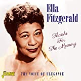 Image of Thanks For The Memory - The Voice Of Elegance [ORIGINAL RECORDINGS REMASTERED] 2CD SET