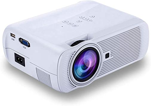Starry sky Proyector, LED, 1080P, WiFi inalámbrico, Mini Pico ...