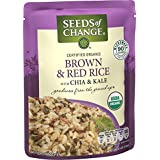 SEEDS OF CHANGE Organic Brown & Red Rice (12pk)