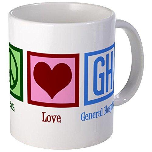 CafePress General Hospital Mug Unique Coffee Mug, Coffee Cup