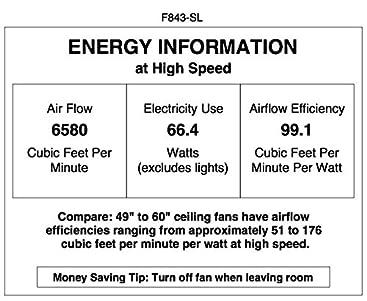 Minka Aire F843 Sl Wave 52 Quot Ceiling Fan Silver