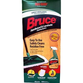 Amazon Com Bruce Cks01 Hardwood Amp Laminate Cleaning