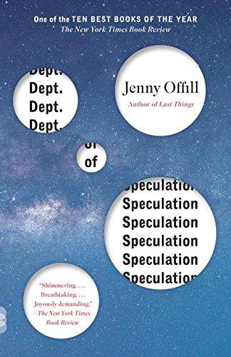"""""""Dept. of Speculation (Vintage Contemporaries)"""" av Jenny Offill"""