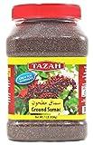 Tazah Ground Sumac 1 lb (Pack of 2)