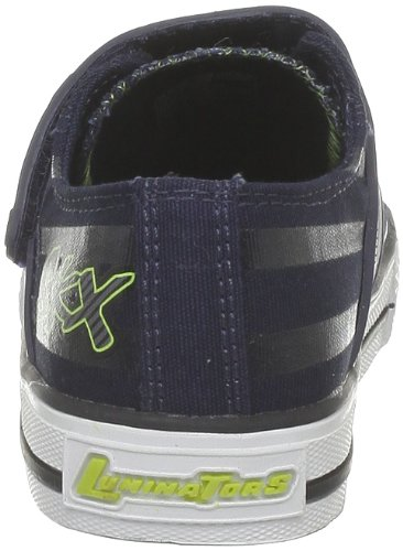 Skechers StokedRoswell 90428N BLLM - Zapatillas de lona para niño Azul (Blau (Bllm))