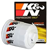 K&N HP-1003 Performance Wrench-Off Oil Filter