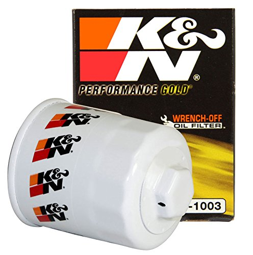 HP-1003 K&N Performance Oil Filter; AUTOMOTIVE (Automotive Oil Filters):