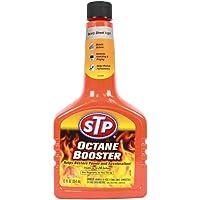 STP Fuel OCTANE BOOSTER 12 FL OZ[354ml], A1605402