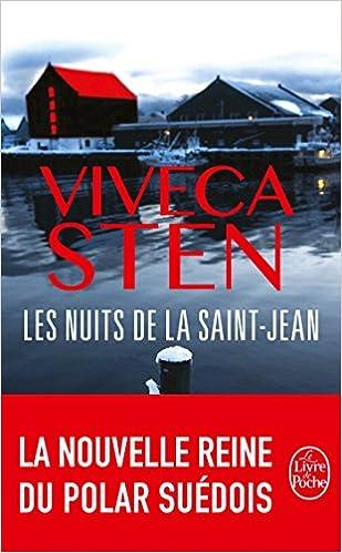 LES  NUITS DE LA SAINT-JEAN de Viveca Sten 51tWLNx7KkL._SX307_BO1,204,203,200_
