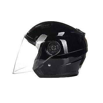 b325fe11fdc StageOnline Casco De Moto Invierno Mantener Caliente Casco De Seguridad   Amazon.es  Deportes y aire libre