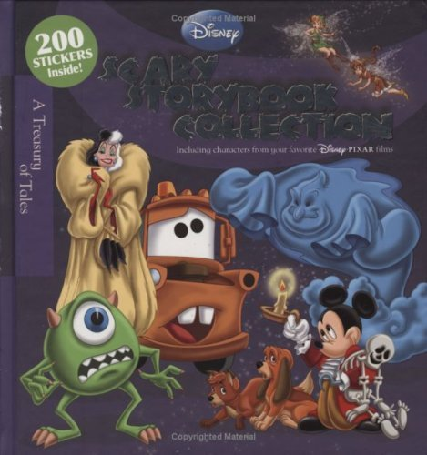 Disney Scary Storybook Collection (Disney Storybook Collections)