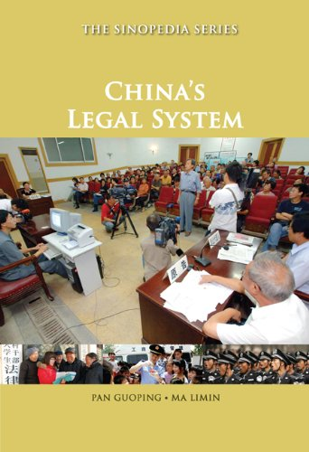 Download China's Legal System ebook