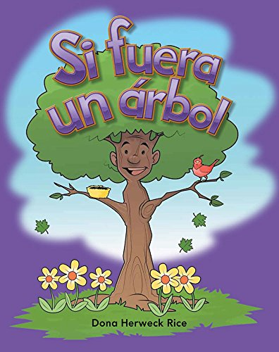 Si fuera un árbol (If I Were a Tree) Lap Book (Spanish Version) (Literacy, Language, and Learning) (Spanish Edition) by Teacher Created Materials