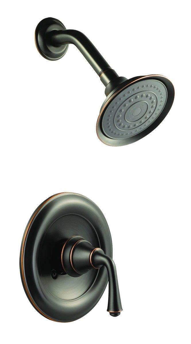 Design House 524694 Eden Shower Faucet with No spout, Oil Rubbed Bronze by Design House
